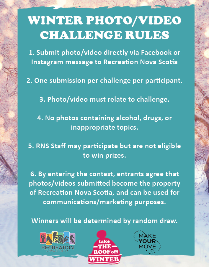 Winter Photo Challenge Rules min 1