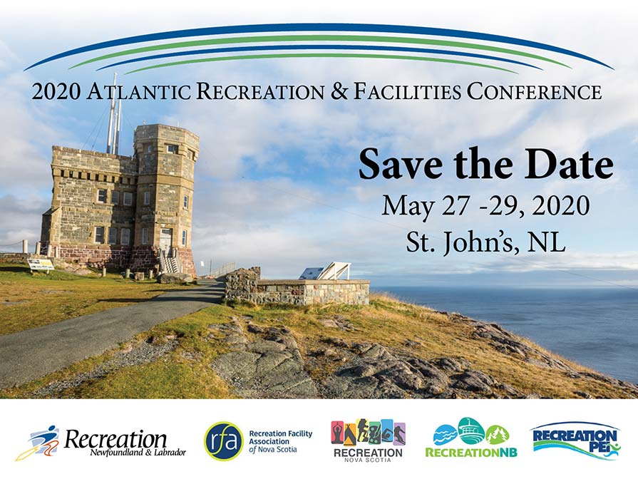 2020 Atlantic Recreation and Facilities Conference